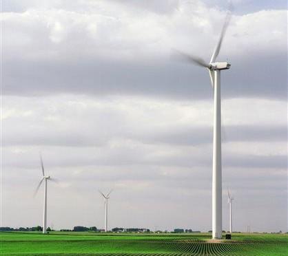 Wind power in North Carolina: South getting its first big wind farm