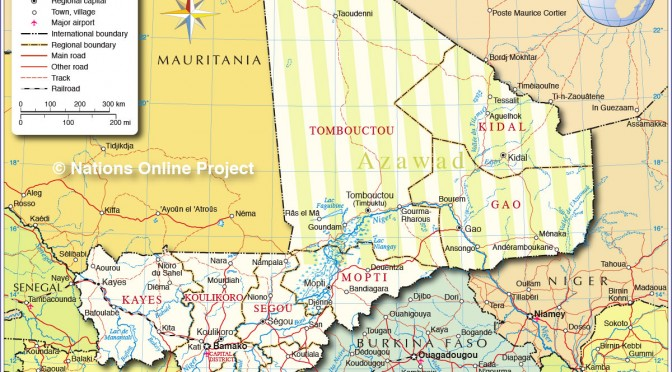 Mali To Build West Africa S First Solar Power Plant Reve