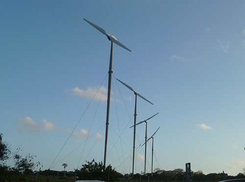 Renewable Energy in Pacific Island Countries and Territories