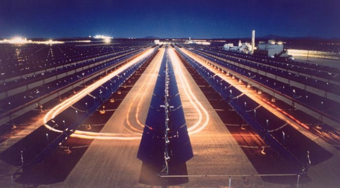 Rioglass to supply receivers for 110 MW Concentrated Solar Power plant in Israel