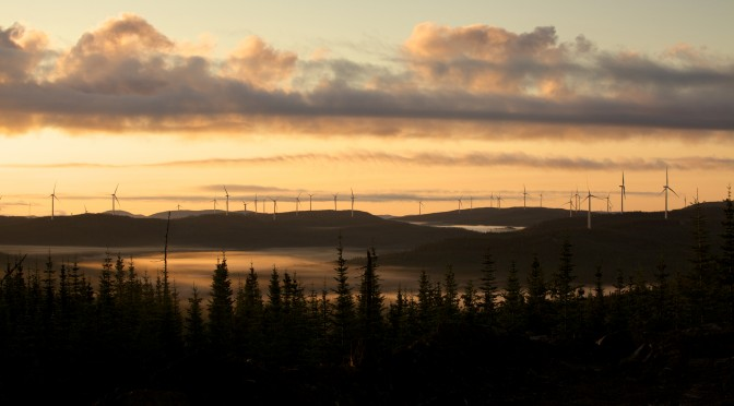 TransAlta Renewables announces pricing of $159 million project financing of a Quebec wind energy asset