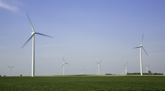 Microsoft Secured 285 MW of Wind Energy in 2 Years
