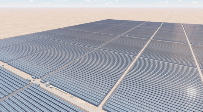 Oman to Build Concentrated Solar Power Plant to Extract Oil
