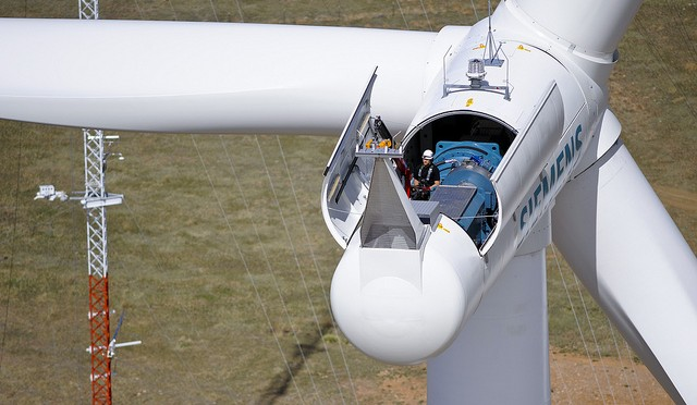 Siemens and Duke Energy collaborate to offer expanded services to wind energy operators