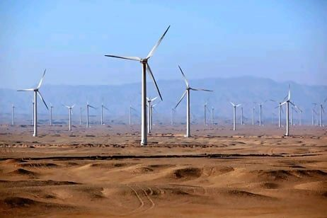GE Power, Egypt's EETC to Connect 120 MW of Wind Power