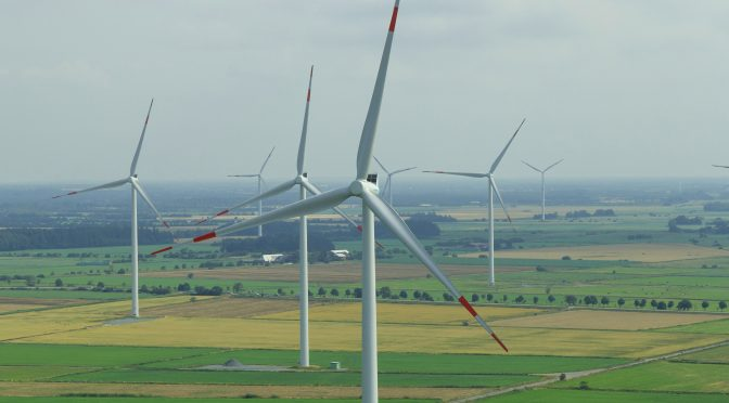 ERG acquires six wind farms in Germany