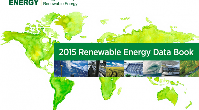 High Renewable Energy Electricity Growth Continued in 2015