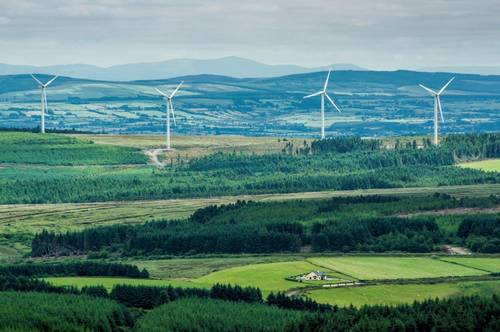 Scottish onshore wind energy jobs down a third