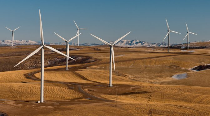 Skyline Renewables to acquire Texas wind farm