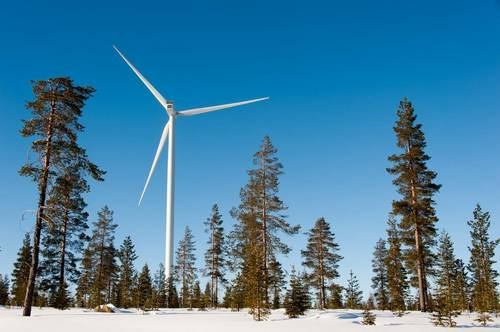 First non-subsidised wind farm in Finland