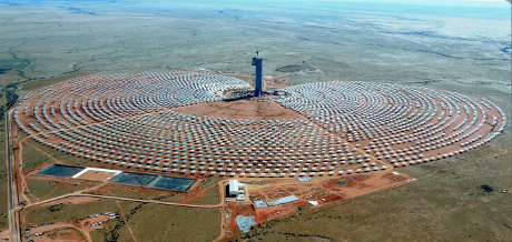 Abengoa receives Provisional Acceptance Certificate for Khi Solar One, the first concentrated solar power tower plant on the African continent