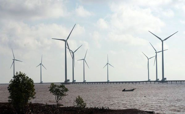 Germany to cooperate & support Vietnam in development of wind energy