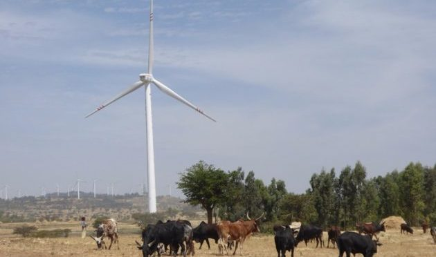 China boasts of building Africa's second largest wind farm in Ethiopia