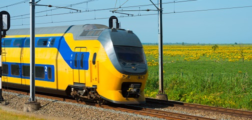 Netherlands trains now running on 100 percent wind power
