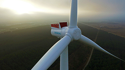 Natural Power selected for turbine servicing for Rothes and Paul's Hill Wind Farms