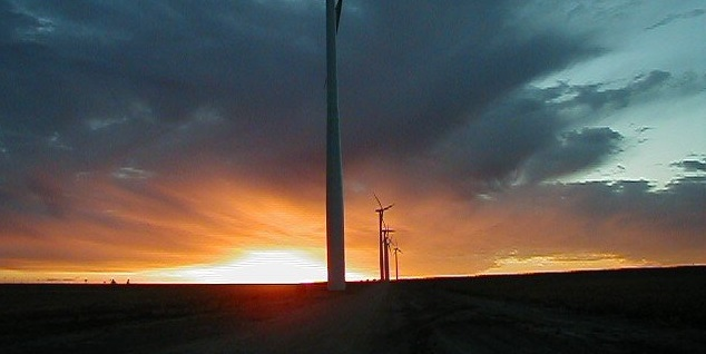 Republican Governor: God has blessed our state with wind energy resource