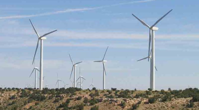 Southwest Power Pool sets North American record for wind energy