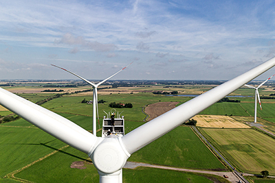 Siemens to provide wind turbines for 21 MW Futuren project in France
