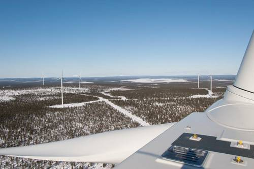 Nordex receives new order in Finland