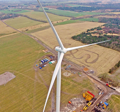 Siemens Gamesa to supply and install four onshore-projects in Germany with 27 direct-drive wind turbines