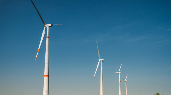 Acciona has started construction on the San Gabriel wind farm in the region of La Araucanía (Chile).