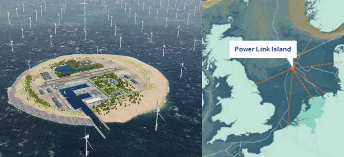 Cooperation European Transmission System Operators to develop North Sea Wind Power Hub