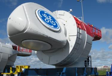 First nacelle for Merkur Offshore wind farm has left the assembly line
