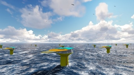 E.ON develops a demonstration site for airborne wind technology in Ireland