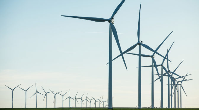 Vestas' wind turbines for wind energy in U.S.