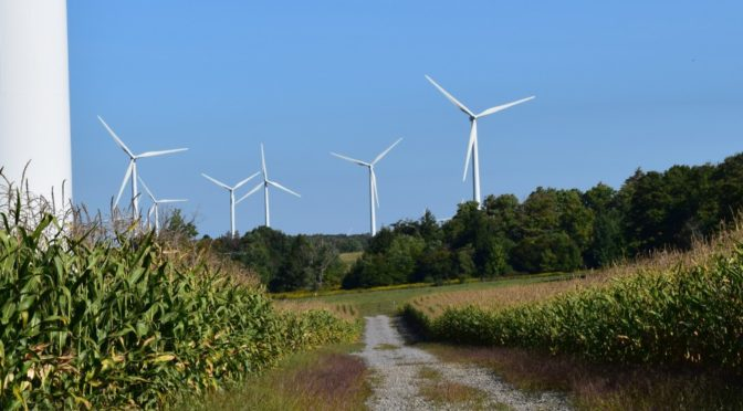 U.S. wind power industry closed 2017 strong, delivering 7,017 megawatts (MW) of new wind power capacity