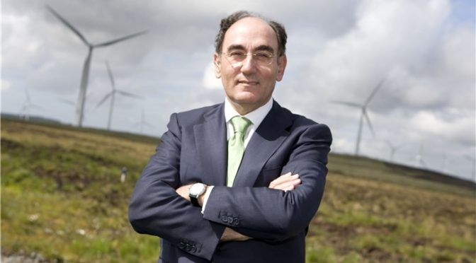 Iberdrola to build a wind farm for Apple