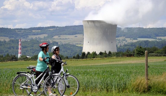 Switzerland vote for gradual nuclear phaseout