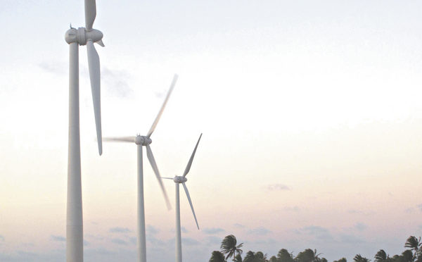 Brazil consolidates as the country with the highest wind energy capacity in Latin America