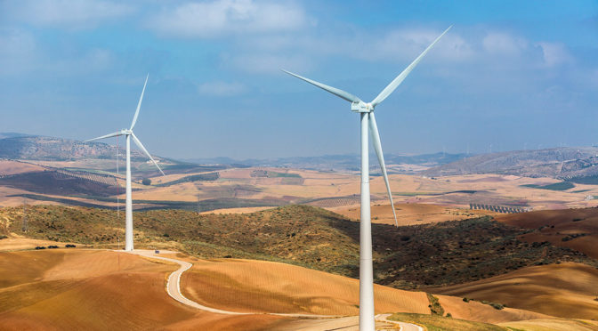 Spain returns to wind energy with record low prices