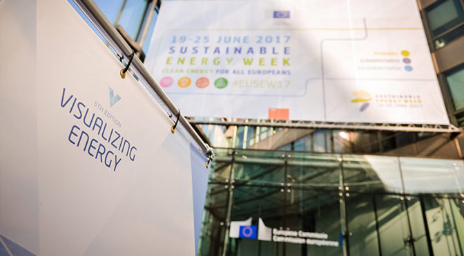 WindEurope furthers the interests of wind during EU Sustainable Energy Week