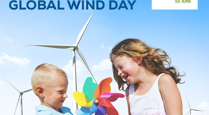 Global Wind Day: wind power companies have come a long way
