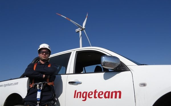 The Ingeteam Group showcases its wind power technology at WindEurope