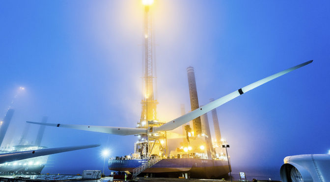 FORESEA targets offshore technologies for transition to renewables