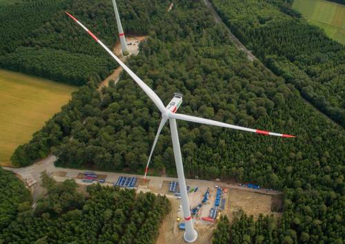 Twelve months of operation confirm the projected high yield at sites with light winds
