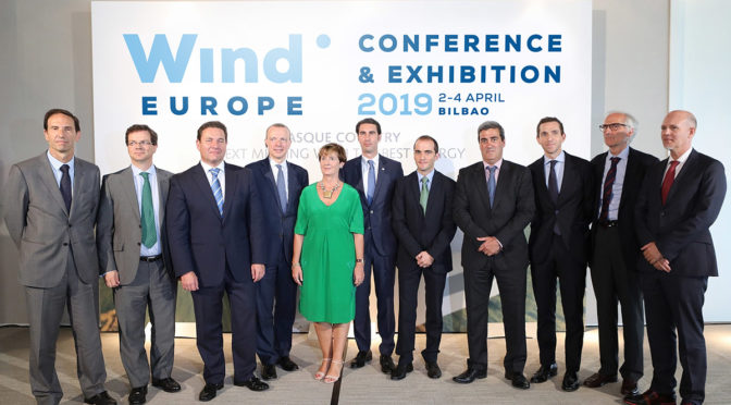 Wind energy industry bets on Bilbao