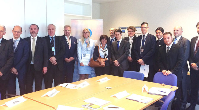 WindEurope delivers joint call for industrialisation to Estonian Presidency and ITRE Chair