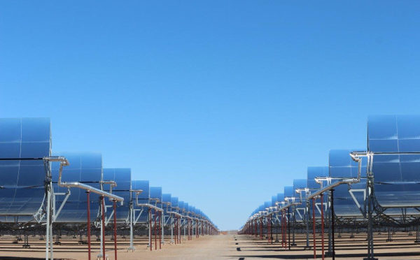 Abengoa achieves practical completion for Xina Solar One, its third concentrated solar power plant in South Africa