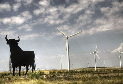 Wind energy: Aragón leads renewable energies