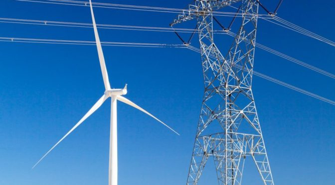 Upgraded and expanded transmission infrastructure is essential to unlock wind energy
