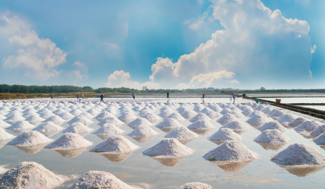 Google wants to store renewable energy using salt