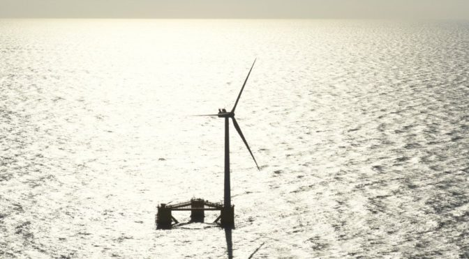 EDP Renováveis and ENGIE consortium is awarded for 950 MW offshore wind power project in UK