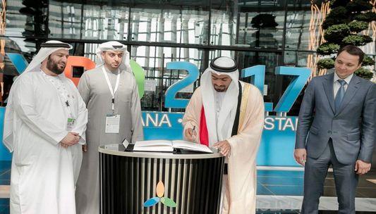 UAE- Clean energy on focus