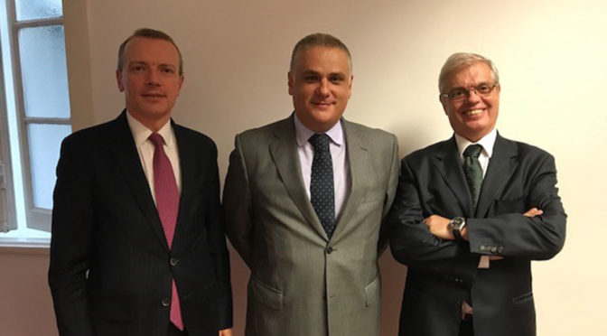 WindEurope discusses Clean Energy Package with Portuguese Secretary of State for Energy