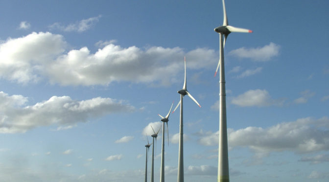 Wind energy in Lanzarote, Elecnor wind farm