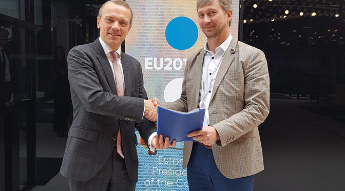 WindEurope urges Estonia to stimulate regional cooperation on offshore wind power in the Baltic